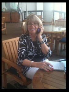 Gayle Henderson sharing her short sale secrets with Coach Carol Mazur